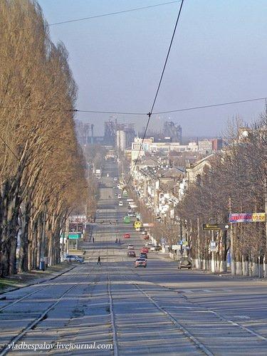 Днепродзержинск глазами приезжих, фото-9