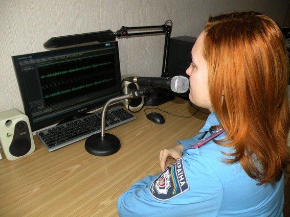 «О непогоде» - николаевская ГАИ будет вещать на чистоте уличного радио (ФОТО,ВИДЕО) (фото) - фото 3