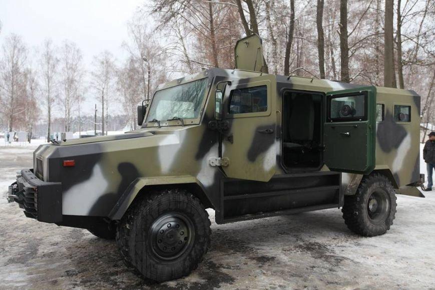 В Украине новые броневики KOZAK готовятся к серийному выпуску, фото-3