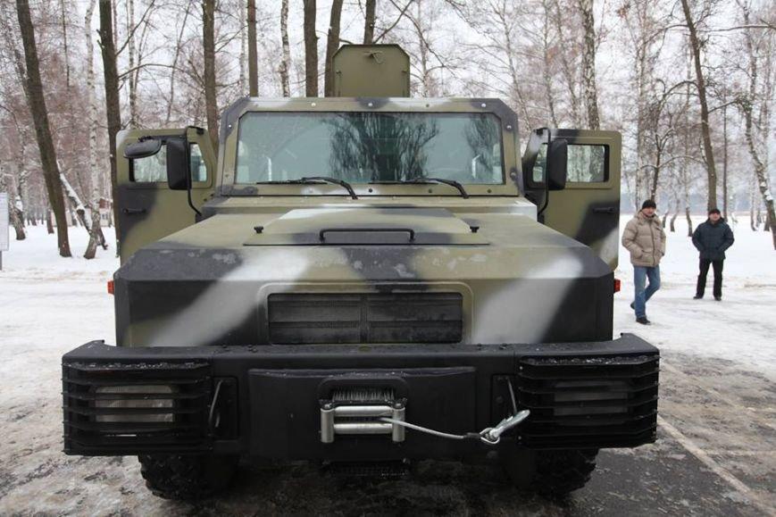 В Украине новые броневики KOZAK готовятся к серийному выпуску, фото-1