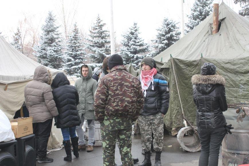 Основная цель Майдана в Кривом Роге - смена коррумпированной власти  (ФОТО), фото-2