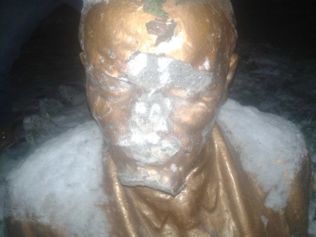 Голова Лєніна 3