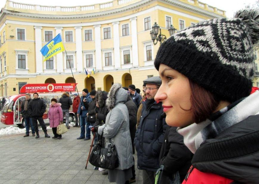 «Ненаказанное зло растет»: одесситы требуют наказать виновных в разгоне Евромайданов (ФОТОРЕПОРТАЖ) (фото) - фото 1