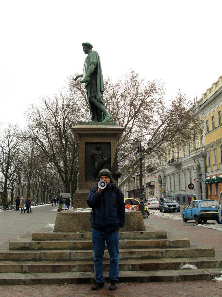 «Ненаказанное зло растет»: одесситы требуют наказать виновных в разгоне Евромайданов (ФОТОРЕПОРТАЖ) (фото) - фото 2