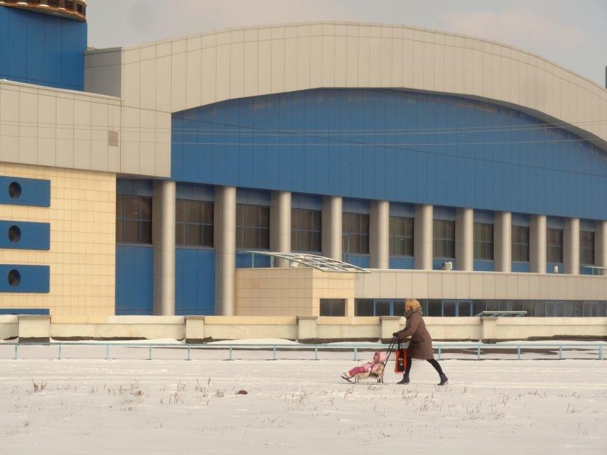 В Мариуполь пришла настоящая зима (ФОТОРЕПОРТАЖ) (фото) - фото 7