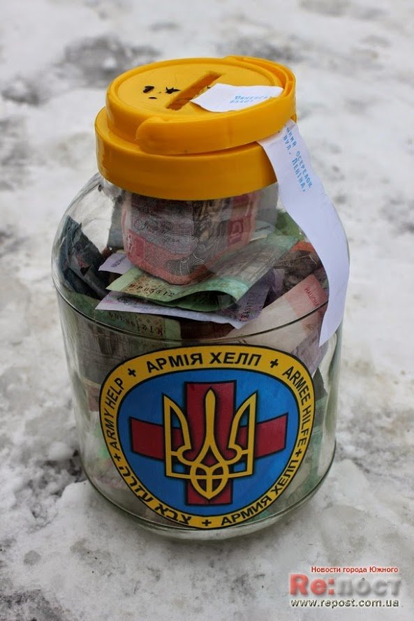 Под Одессой девушки разделись на морозе, чтобы согреть своей помощью бойцов (ФОТО, ВИДЕО) (фото) - фото 1