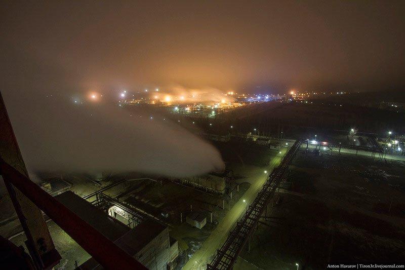 Что это было? Вид с трубы ОЭМК, Инстаграм шавермы и другие обсуждаемые темы в белгородском Интернете (фото) - фото 1