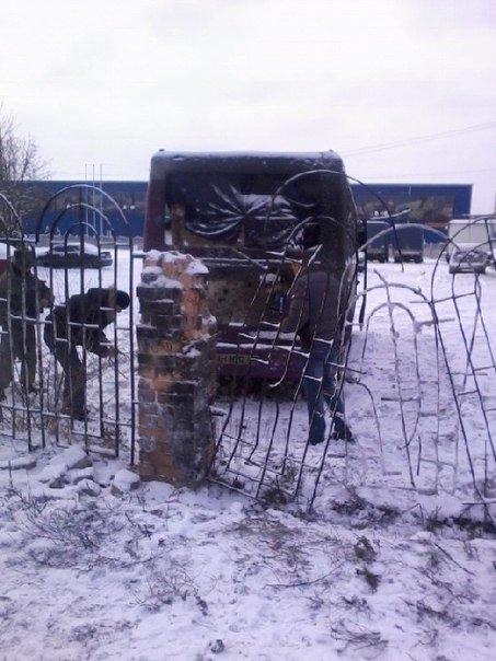В Донецке в результате артобстрела ранены 14 человек и пострадали десятки домов (ФОТО, ВИДЕО), фото-3