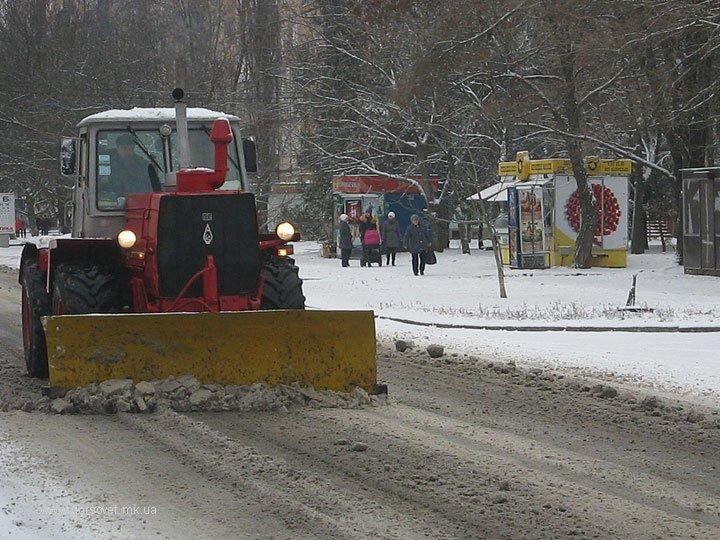 Николаевские коммунальщики привели улицы в порядок после первого снега (ФОТО) (фото) - фото 8