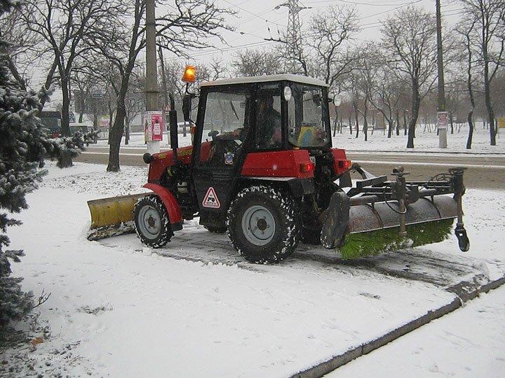 Николаевские коммунальщики привели улицы в порядок после первого снега (ФОТО) (фото) - фото 6