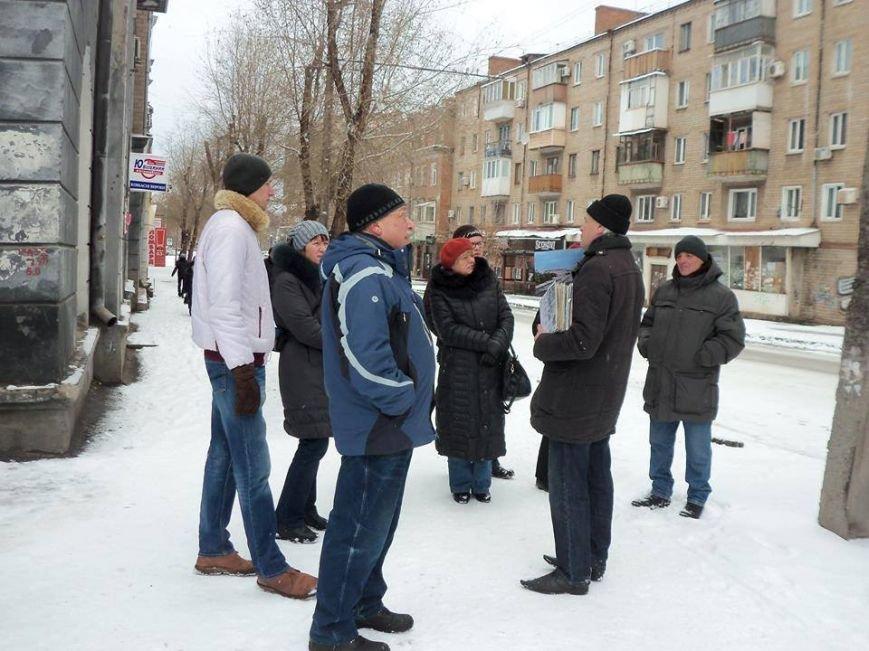 Криворожане узнали, где раньше в городе было помещение КГБ (фото) - фото 1