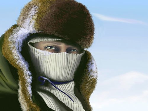 Как согреться в холодную пору… (фото) - фото 1
