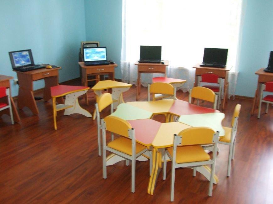 Компьютерный класс в ДДЮТ