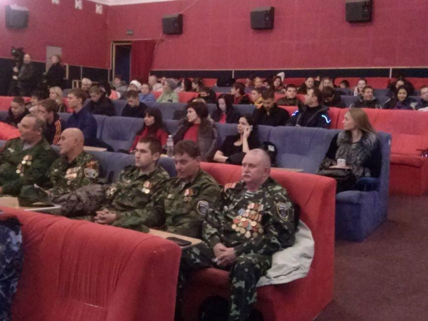Севастопольские шольники поинтересовались у ветеранов Афганистана и «Беркута», как сохранить мир для России (фото) - фото 1