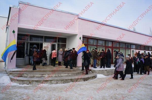 В Запорожской области похоронили бойца, погибшего во время боя под Мариуполем, фото-7