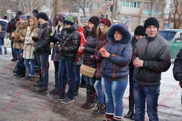 В Запорожской области похоронили бойца, погибшего во время боя под Мариуполем, фото-1