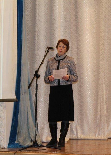 Татьяна Гребенюк, сотрудник Центра первичной медико-санитарной помощи