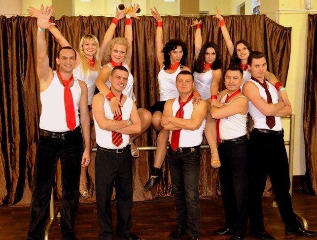 Полтавские танцоры показали свою шоу-постановку на конкурсе в Харькове (фото) - фото 2