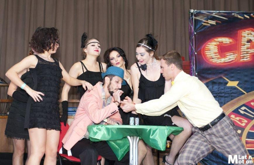 Полтавские танцоры показали свою шоу-постановку на конкурсе в Харькове (фото) - фото 3