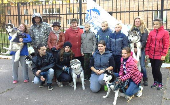 Дети из подмосковного детского дома-интерната проходят реабилитацию собаками-терапевтами (фото) - фото 2