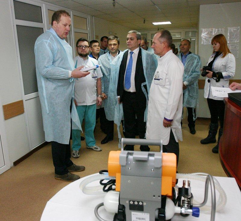 Чехия подарила Днепропетровску «искусственное дыхание» (фото) - фото 2