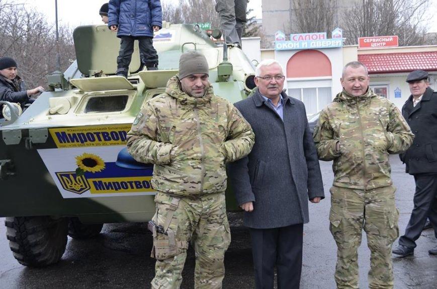 Добровольцы из Николаевщины отремонтировали 6 БТРов для Нацгвардии и 79-ой аэромобильной бригады (ФОТО) (фото) - фото 2