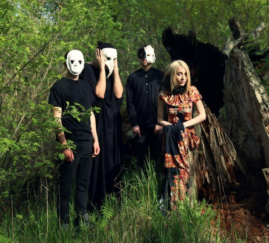 Київський гурт Vivienne Mort презентував у Полтаві свою «Готику» (фото, відео) (фото) - фото 1