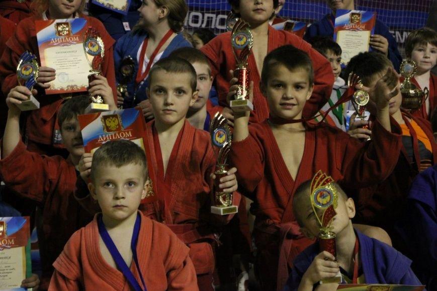 3 победы и серебро завоевали домодедовские самбисты в Кашире (фото) - фото 1