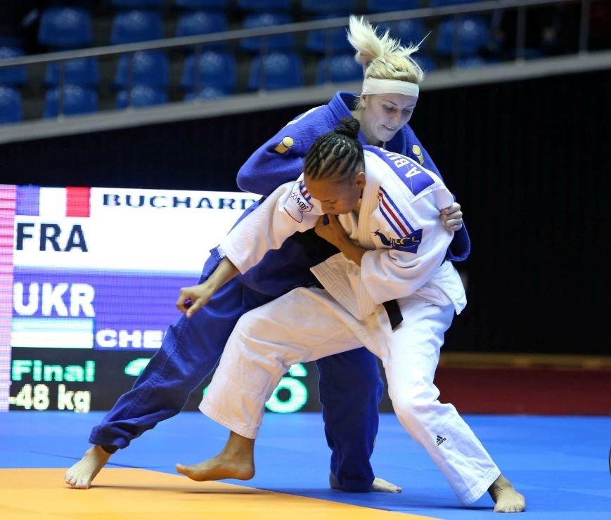 Запорожская дзюдоистка завоевала серебро на мировом «Гран-При» (фото) - фото 1