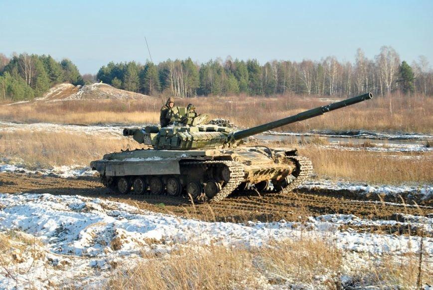 Танк в бою дуже легка та маневрена машина, - львівський тракторист, який став танкистом (ФОТОРЕПОРТАЖ) (фото) - фото 9