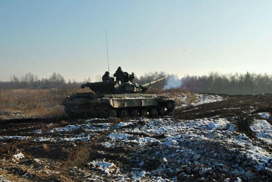 Танк в бою дуже легка та маневрена машина, - львівський тракторист, який став танкистом (ФОТОРЕПОРТАЖ) (фото) - фото 8