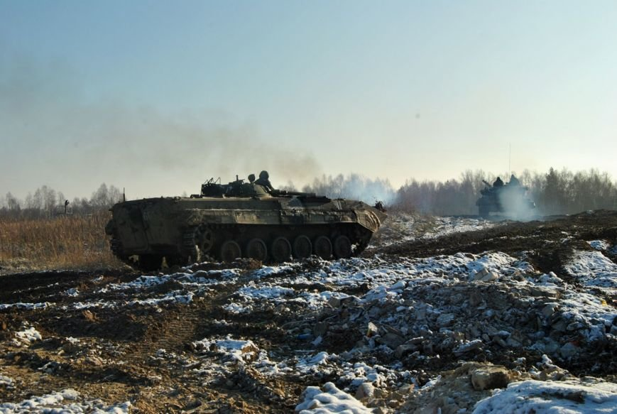 Танк в бою дуже легка та маневрена машина, - львівський тракторист, який став танкистом (ФОТОРЕПОРТАЖ) (фото) - фото 7