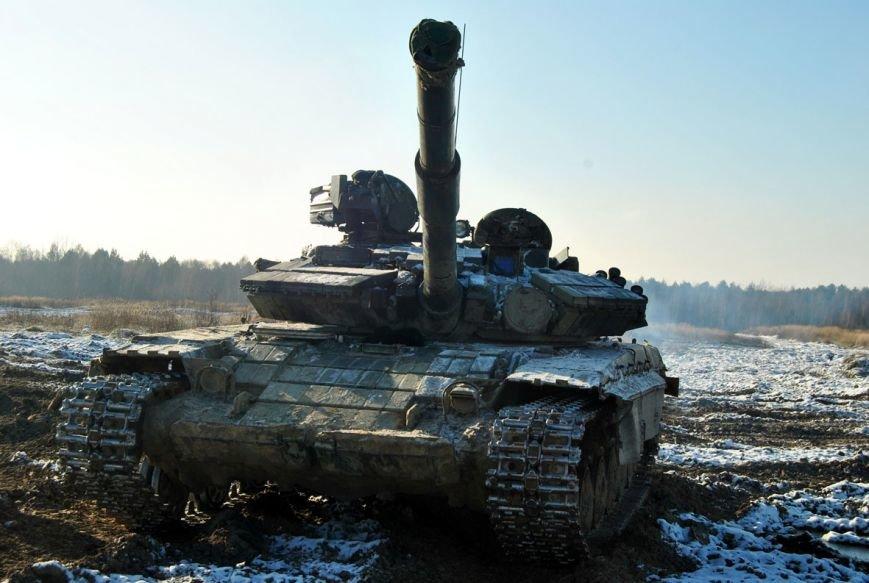 Танк в бою дуже легка та маневрена машина, - львівський тракторист, який став танкистом (ФОТОРЕПОРТАЖ) (фото) - фото 10