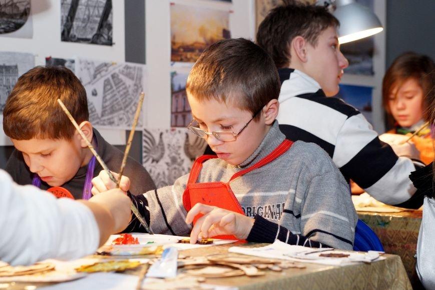 Петербургских детей научили вязать морские узлы (фото) - фото 1