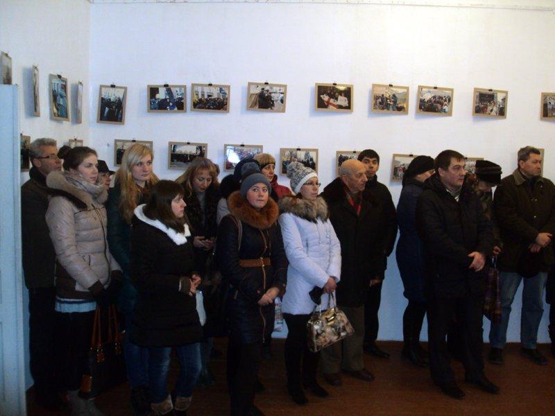 На Львівщині відкрили фотовиставку «Обличчя Майдану» (ФОТОРЕПОРТАЖ) (фото) - фото 2