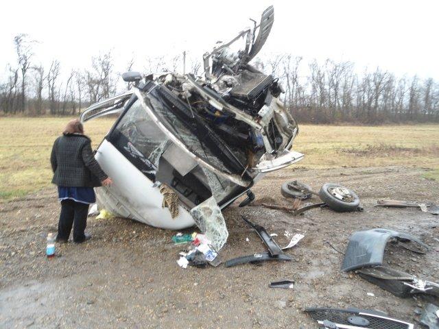 места наибольшего повреждения авто ГАЗЕЛЬ