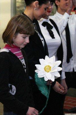 В гродненском гипермаркете прошла благотворительная акция для детей-инвалидов (Фото), фото-8