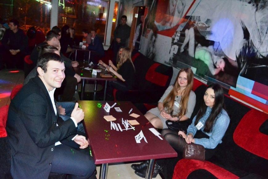 Вперше в Кіровограді, пройшла вечірка «Швидких побачень» (фото), фото-1