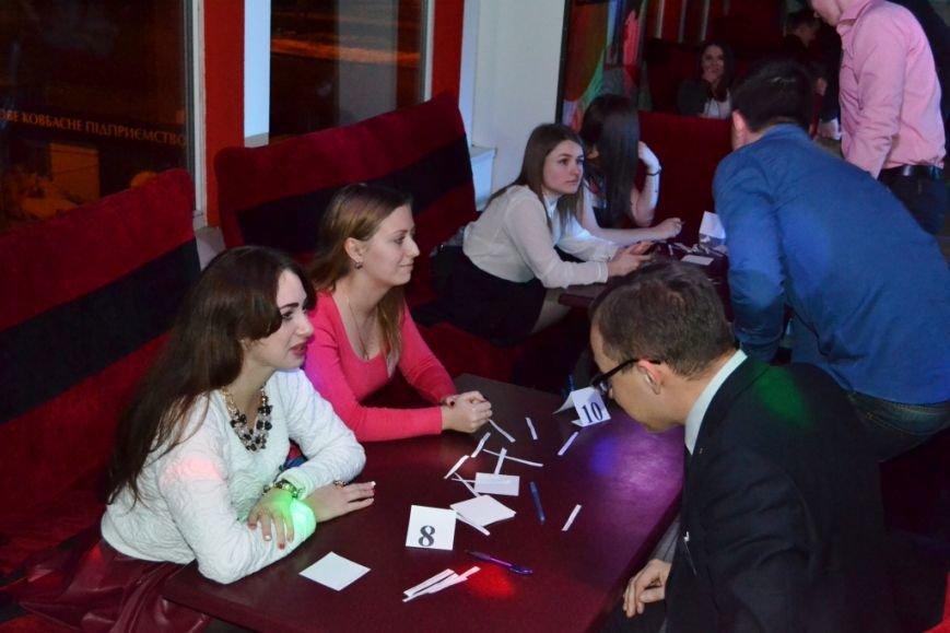 Вперше в Кіровограді, пройшла вечірка «Швидких побачень» (фото), фото-3