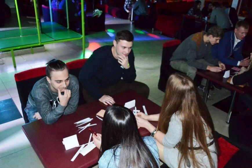 Вперше в Кіровограді, пройшла вечірка «Швидких побачень» (фото), фото-2