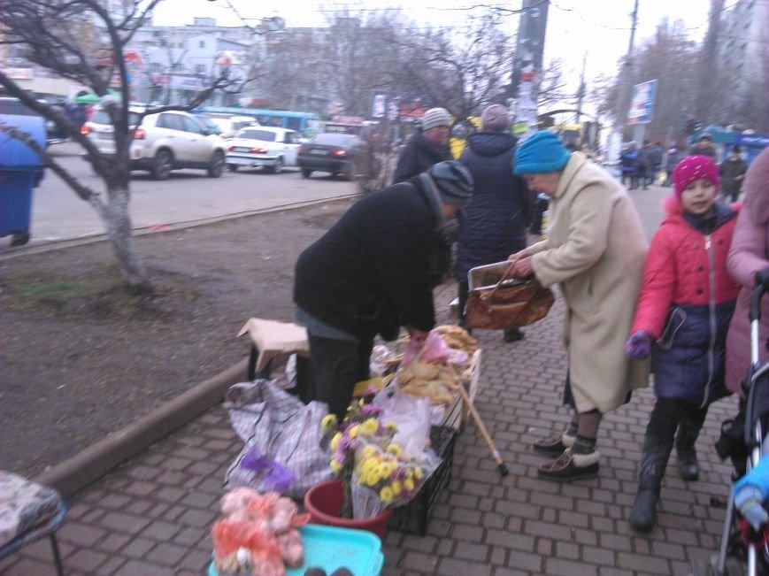 Мясо с асфальта: одесская милиция оказалась беспомощной перед стихийной торговлей (ФОТО), фото-5