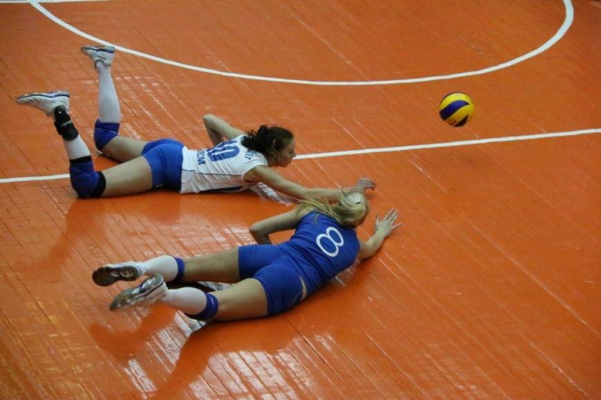 Волейболистки из Чернигова снова остались без очков, фото-3