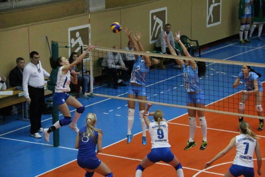 Волейболистки из Чернигова снова остались без очков, фото-5