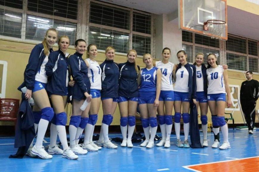 Волейболистки из Чернигова снова остались без очков, фото-7