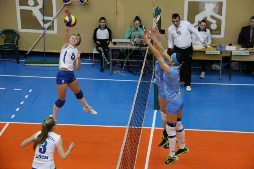Волейболистки из Чернигова снова остались без очков, фото-6