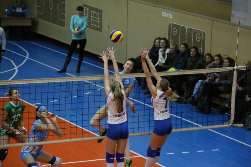 Волейболистки из Чернигова снова остались без очков, фото-2
