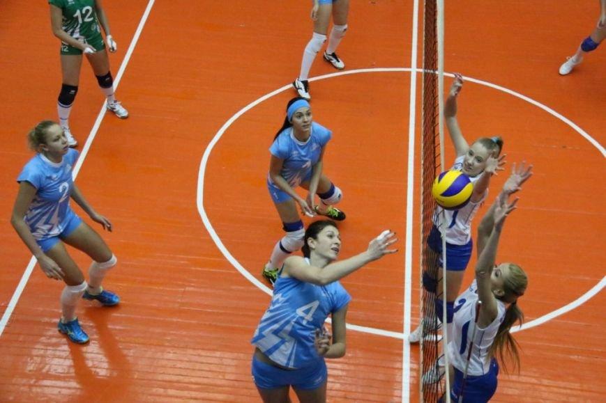 Волейболистки из Чернигова снова остались без очков, фото-4