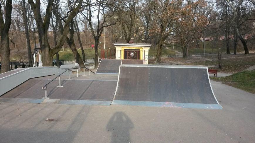 У Львові відновили відкритий скейт-парк у центрі міста (ФОТО) (фото) - фото 3