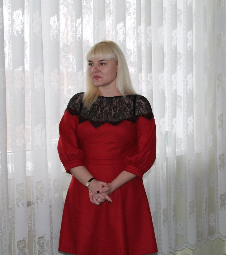 Мельникова Светлана, главврач ЦРБ