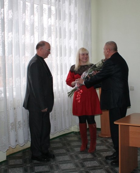 Коллективу Артемовской ЦРБ представили нового главного врача, фото-3